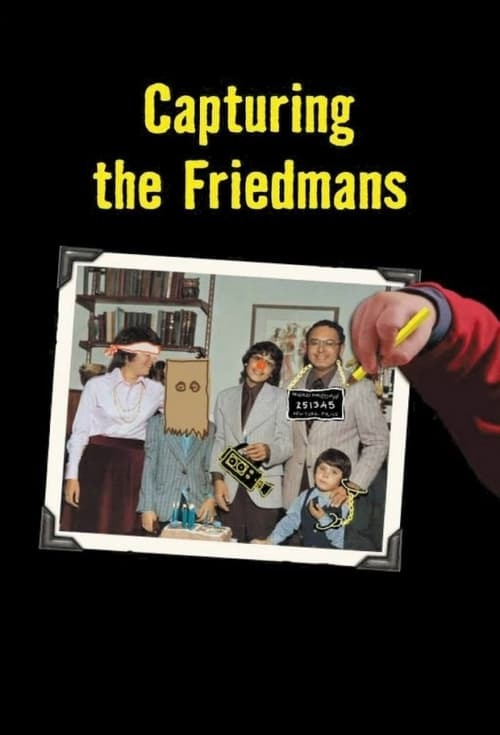 movie cover - Capturing The Friedmans