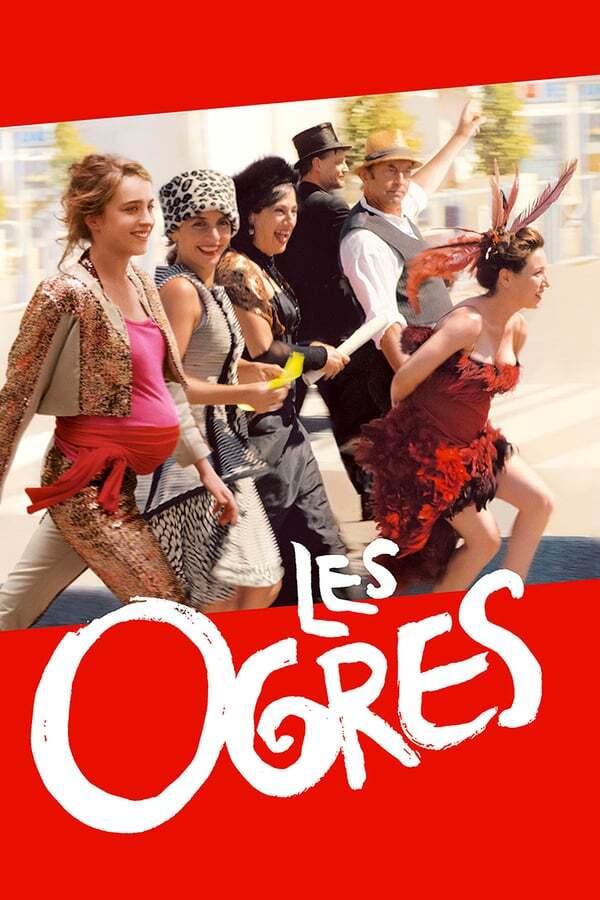 movie cover - Les Ogres