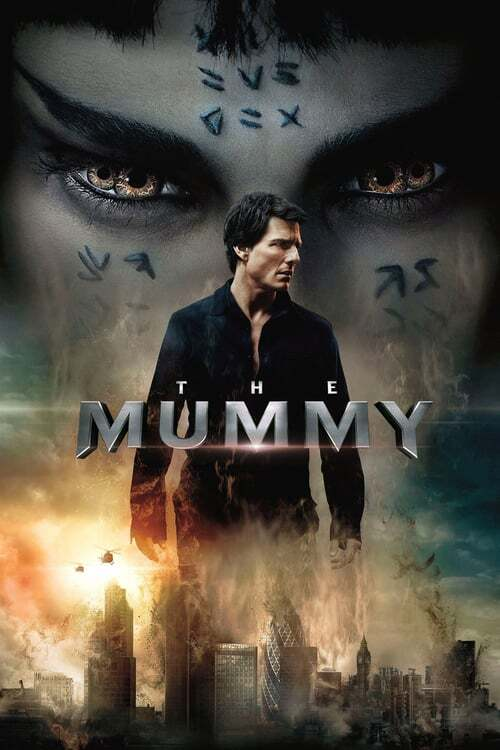 movie cover - The Mummy
