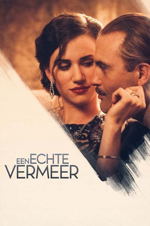 movie cover - Een Echte Vermeer