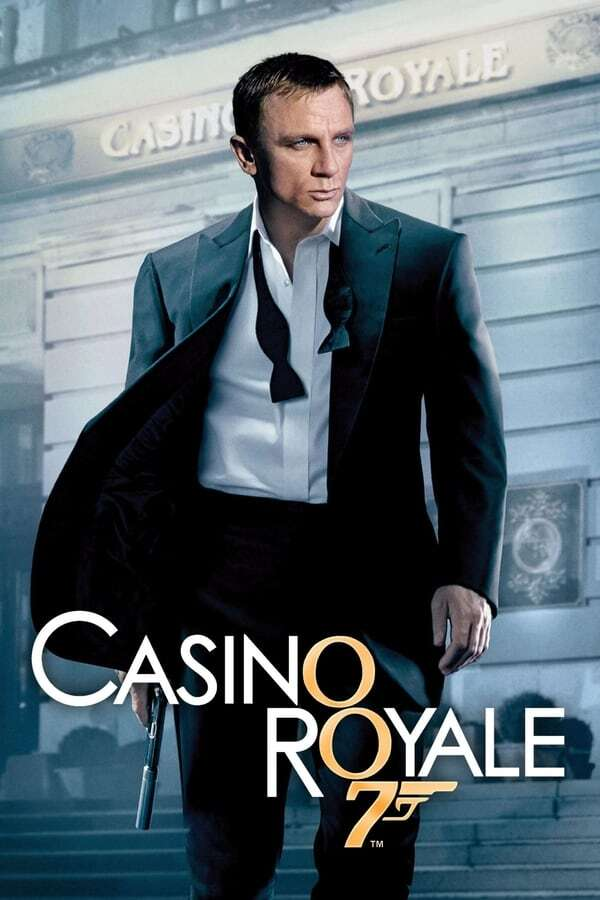 movie cover - Casino Royale