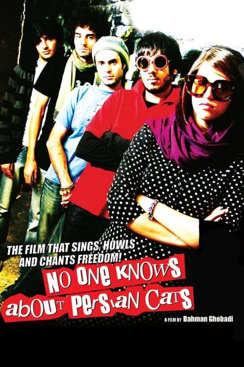 movie cover - No One Knows About Persian Cats