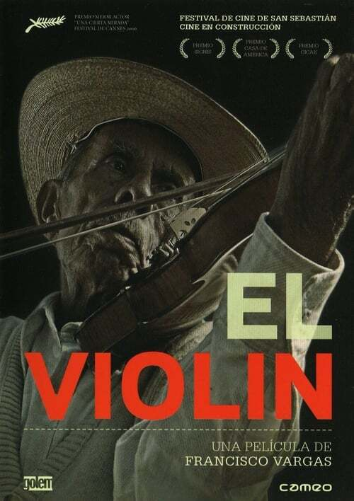 movie cover - El Violin
