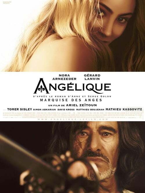 movie cover - Angélique