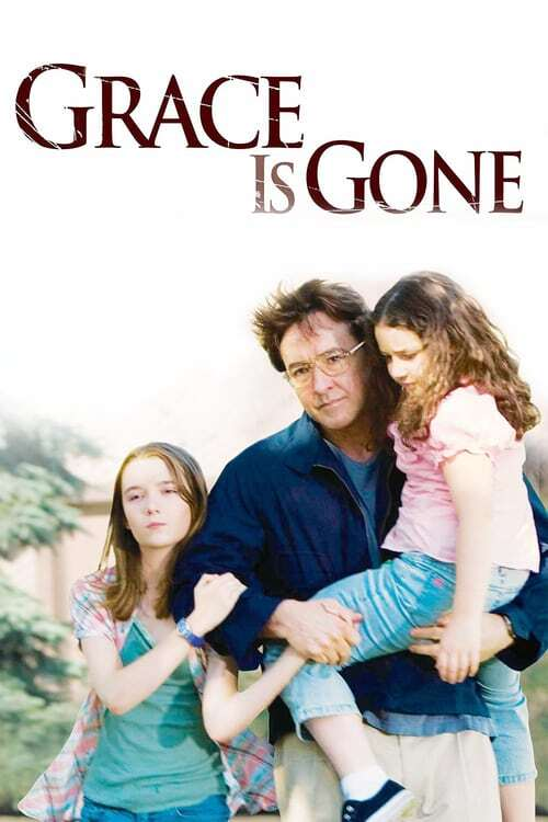 movie cover - Grace Is Gone