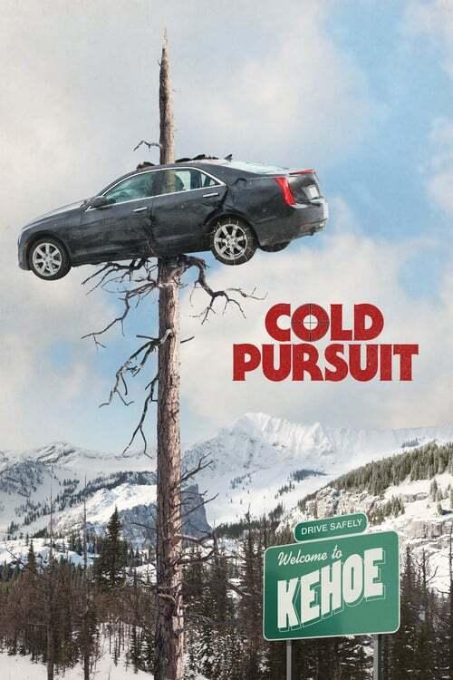 movie cover - Cold Pursuit