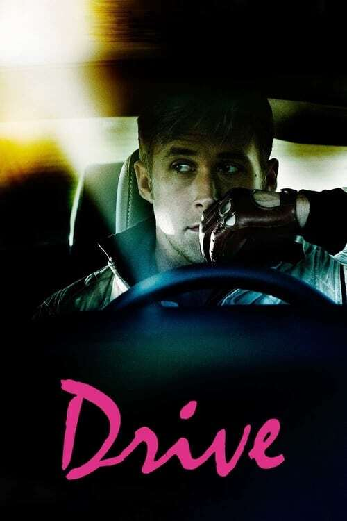movie cover - Drive