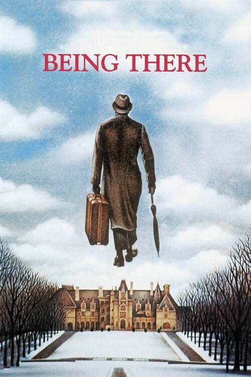 movie cover - Being There