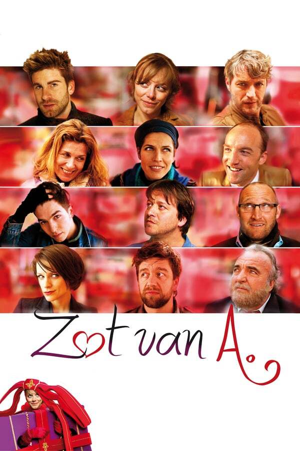 movie cover - Zot Van A.