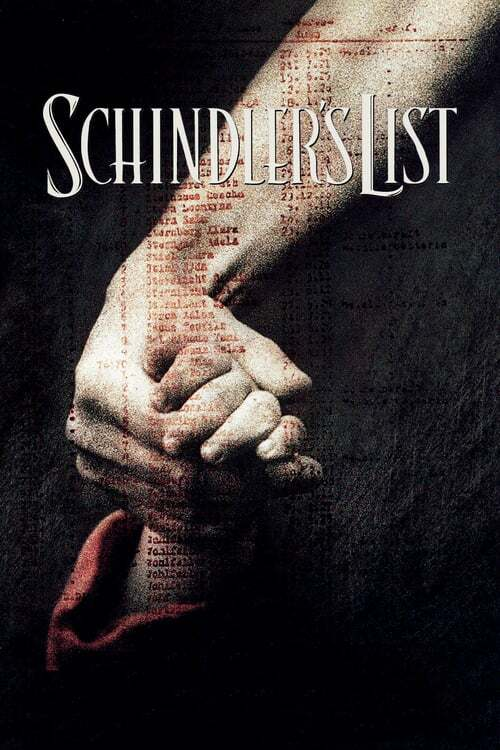 movie cover - Schindler