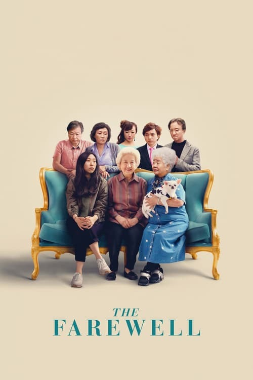 movie cover - The Farewell