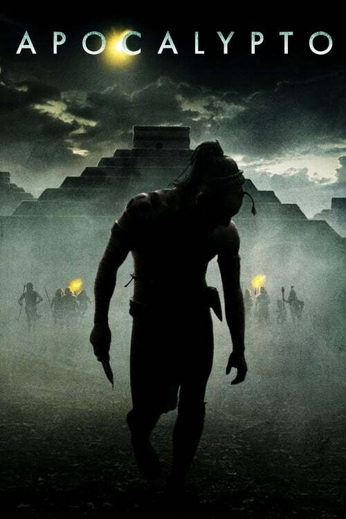 movie cover - Apocalypto