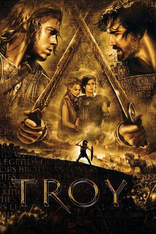 movie cover - Troy (Director