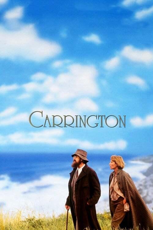 movie cover - Carrington