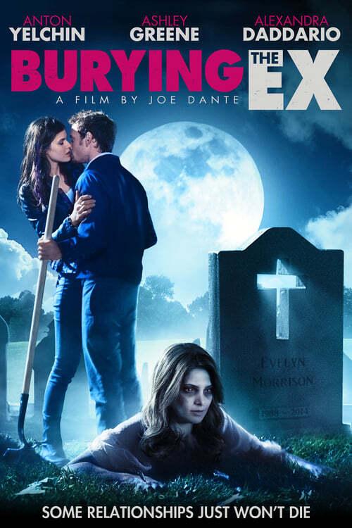 movie cover - Burying The Ex