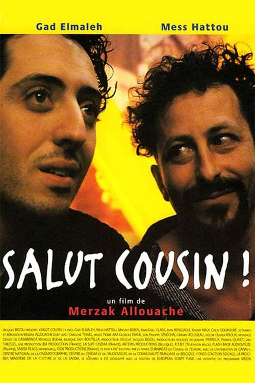 movie cover - Salut Cousin !