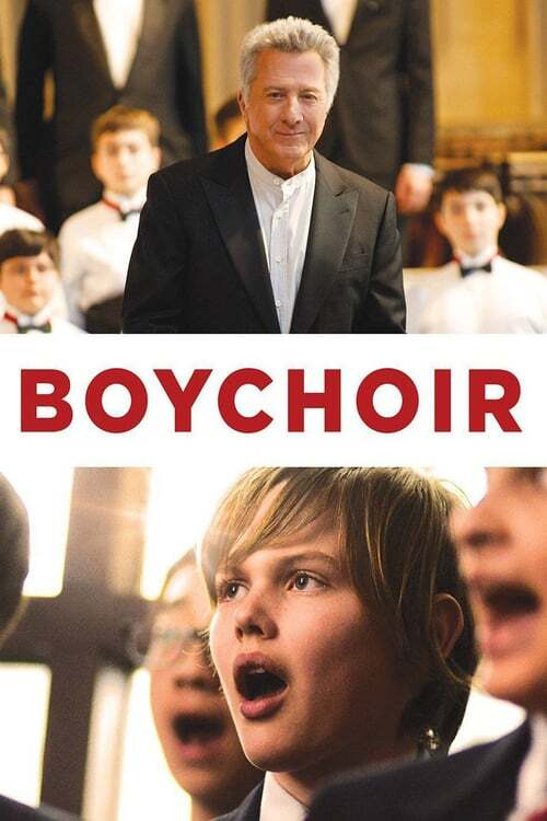 movie cover - Boychoir