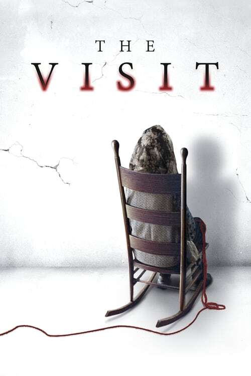 movie cover - The Visit