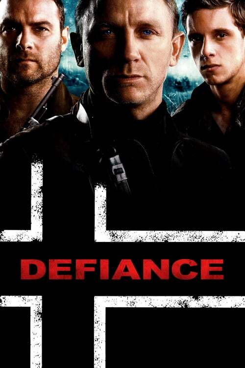 movie cover - Defiance