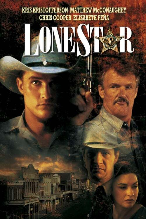 movie cover - Lone Star