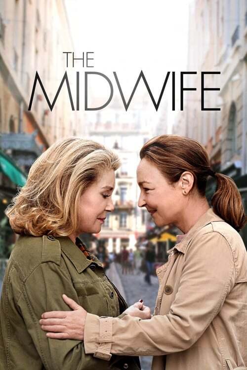movie cover - Sage Femme