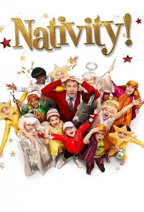 movie cover - Nativity!