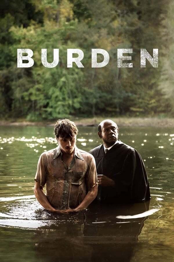 movie cover - Burden