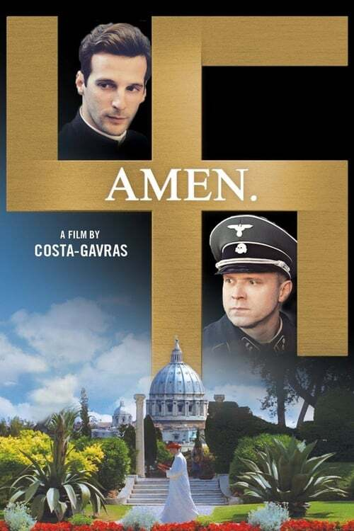 movie cover - Amen.