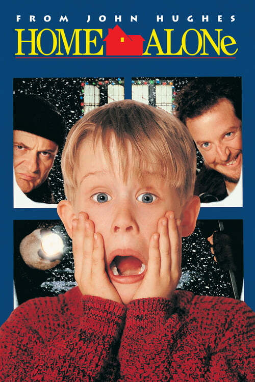 movie cover - Home Alone