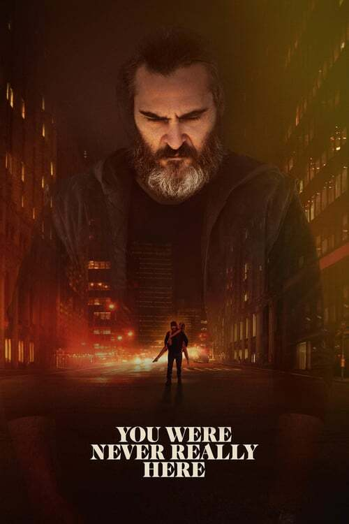 movie cover - You Were Never Really Here