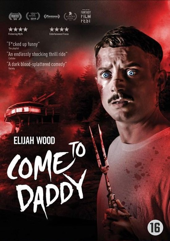 movie cover - Come to Daddy