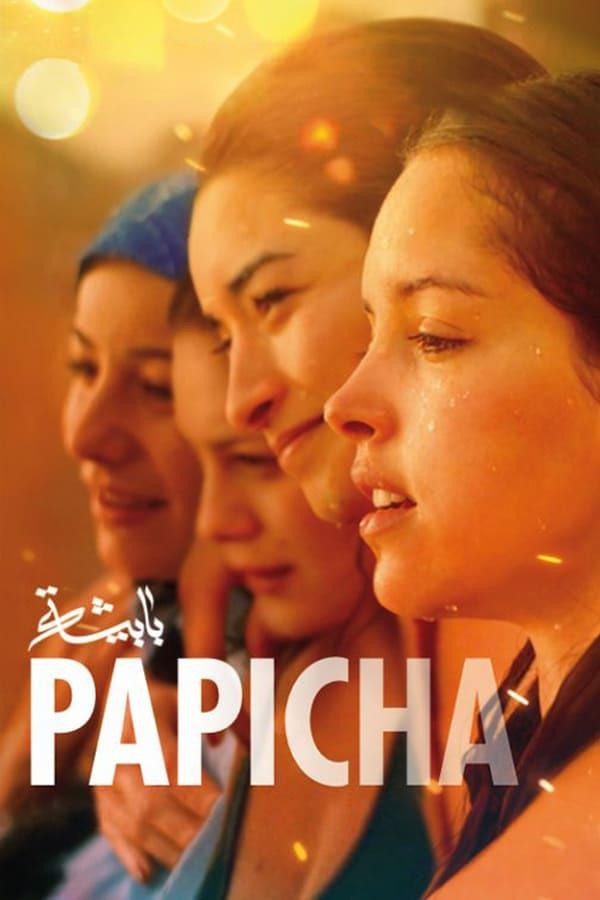 movie cover - Papicha