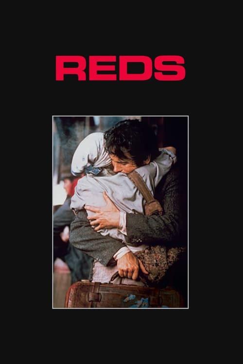 movie cover - Reds