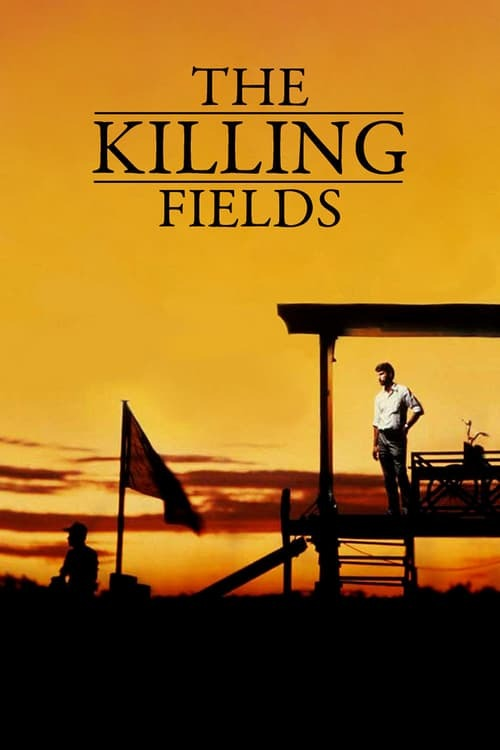 movie cover - The Killing Fields