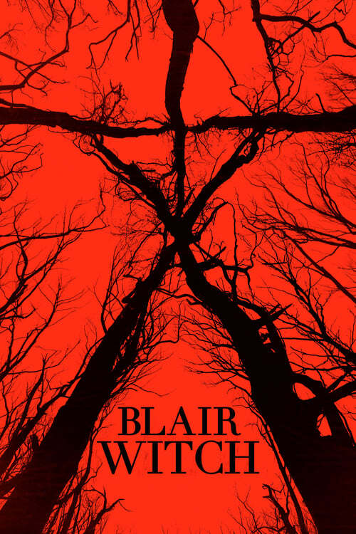 movie cover - Blair Witch