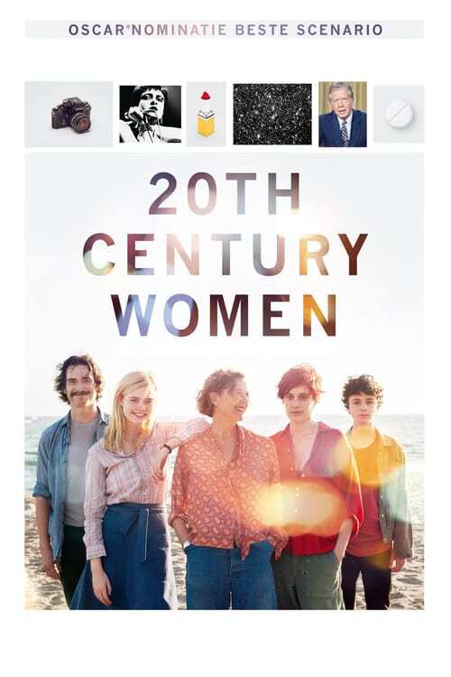 movie cover - 20th Century Women