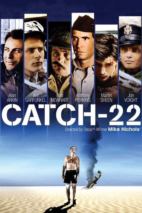 movie cover - Catch 22