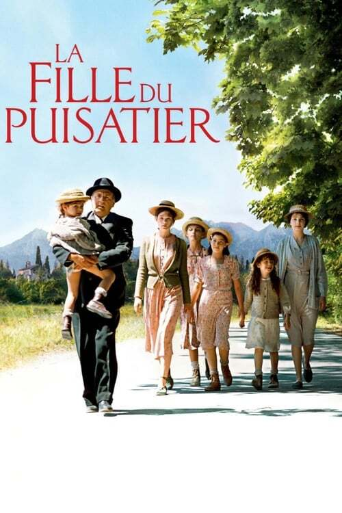 movie cover - La Fille Du Puisatier