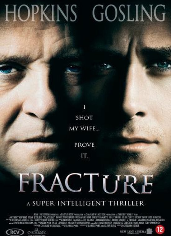 movie cover - Fracture