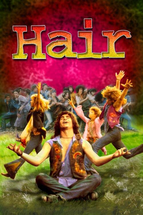 movie cover - Hair