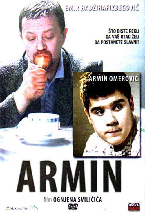 movie cover - Armin