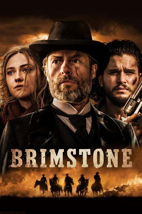 movie cover - Brimstone