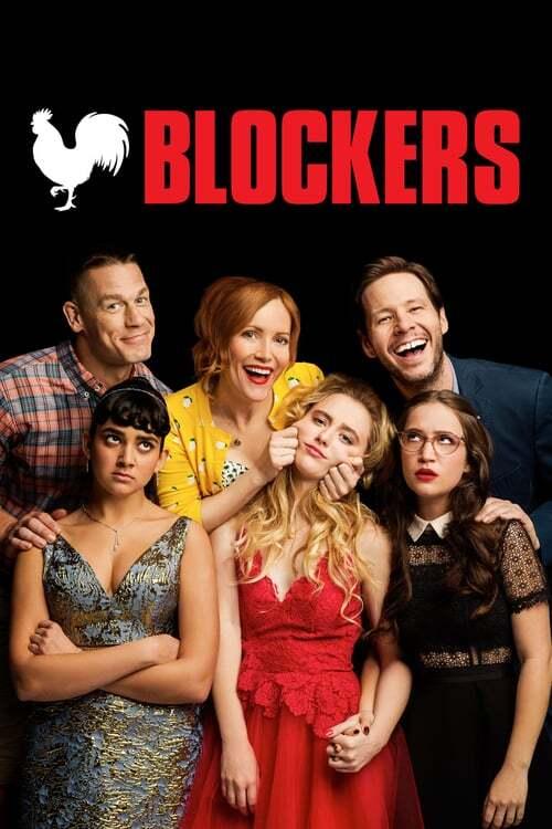 movie cover - Blockers