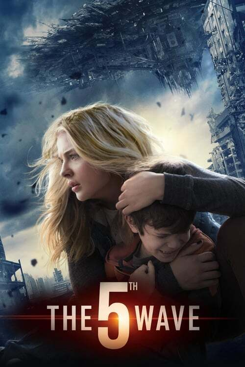 movie cover - The 5th Wave