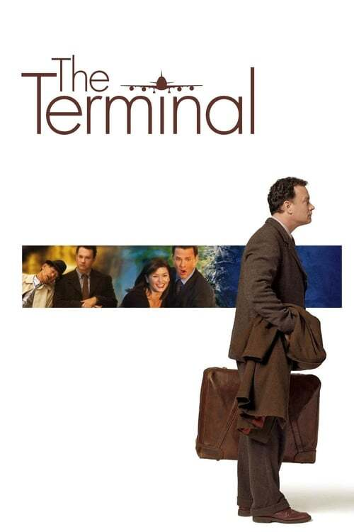 movie cover - The Terminal