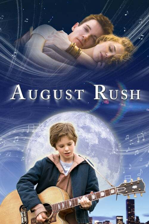 movie cover - August Rush