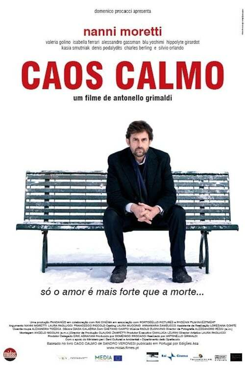 movie cover - Caos Calmo