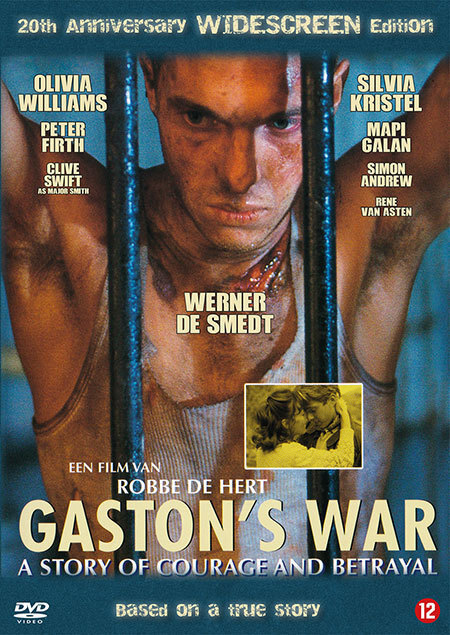 movie cover - Gaston