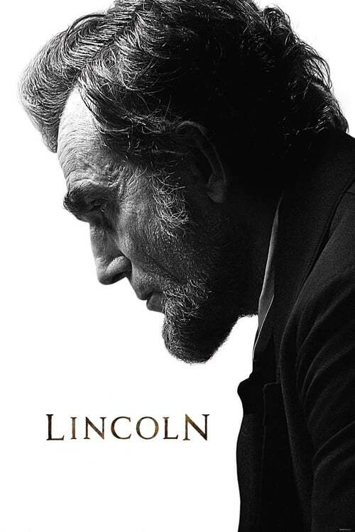 movie cover - Lincoln