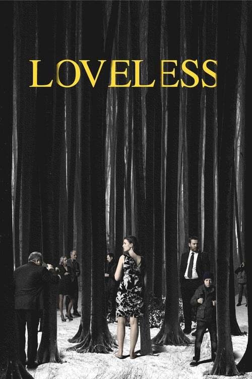 movie cover - Loveless